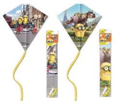 Minions Diamond Kindervlieger Assorti