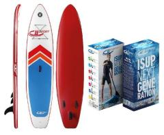 DevesSport Opblaasbaar Sup Board Arrow2 335x75x15cm