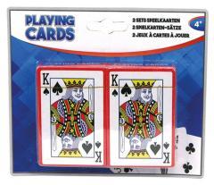 Speelkaarten 2 Sets