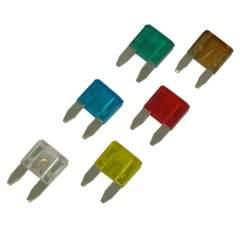 Carpoint Mini Steekzekering Set A6