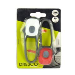 Dresco Fietsverlichtingset Frog Light