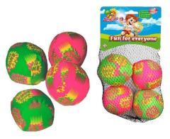 Summertime Splash Waterballen 7,5cm 4 stuks