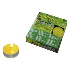 Citronella Waxinelichtjes 9 Stuks