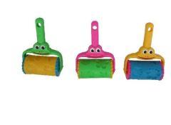 Zandvorm Roller Kikker Assorti