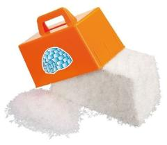 Sneeuwblok Maker Oranje