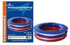 Rhombus 2-rings 75KP Dacron 30M