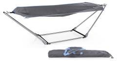 CamPart Travel BE-0640 Opvouwbare Hangmat met Frame