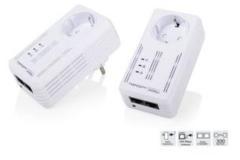 Topcom NS-6701 Ethernet Kit - Powerlan Pass Through