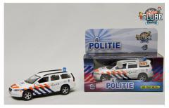 Kids Globe Traffic Politie Auto Volvo V70