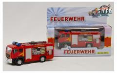 Kids Globe Traffic Feuerwehr + Spuit