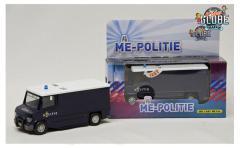 Kids Globe Traffic Diecast ME Bus met Licht en Geluid