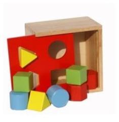 Simply for Kids Houten Blokkenstoof