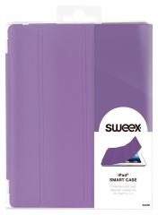 Sweex Sa629 Ipad Slimme Hoes Paars