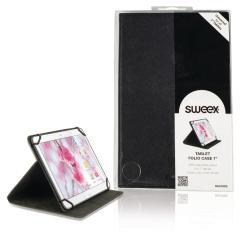 """Sweex SA310V2 Tablet Folio Case 7"""" Black"""