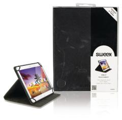 """Sweex SA320V2 Tablet Folio Case 8"""" Black"""