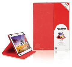 """Sweex SA322V2 Tablet Folio Case 8"""" Red"""