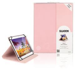 """Sweex SA324V2 Tablet Folio Case 8"""" Pink"""