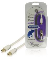 Bandridge Bbm37500w30 Mini Displayport Kabel 3,0 M