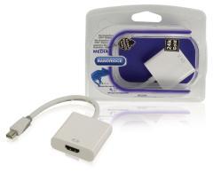Bandridge Bbm37650w02 Mini Displayport Adapter 0,2 M
