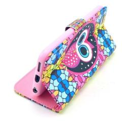MW Wallet Book Case Owl voor Apple iPhone 6