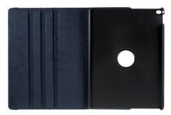 MW M130804  Book Case Met Roterende Stand Blauw Voor Apple IPad Pro