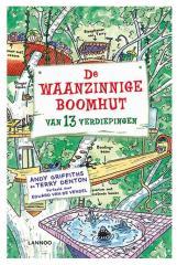 De Waanzinnige Boomhut Van 13 Verdiepingen