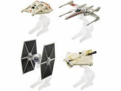Star Wars Hot Wheels Starship Assorti