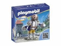 Playmobil 6698 Super4 Koninklijke Wacht van Heer Ulf